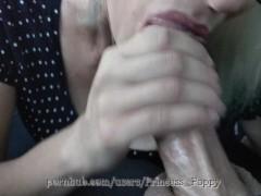 Princess Poppy Swallow Cumpilation