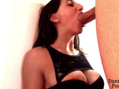 Wet Squirt after Anal for a Hot Extra Small Teen!big Creampie inside Her!
