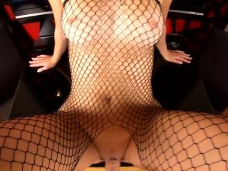 Samička v erotickom kostýmčeku