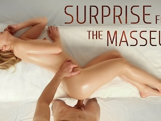 Kanos csaj szexel masszázzsal