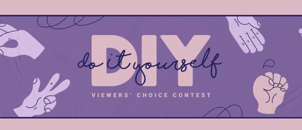 September Viewers' Choice: DIY Banner