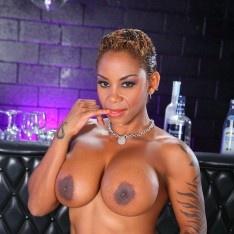 ebony pornstar katzchen