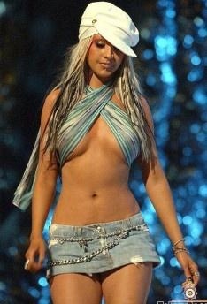 Aguilera Christina porno vidéo