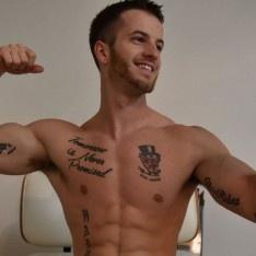 gejowska gwiazda porno Chad Hunt najlepsze latynoski obciąganie