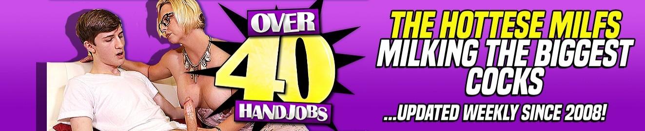Over 40 Handjobs cover