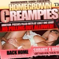 Homegrown Creampies