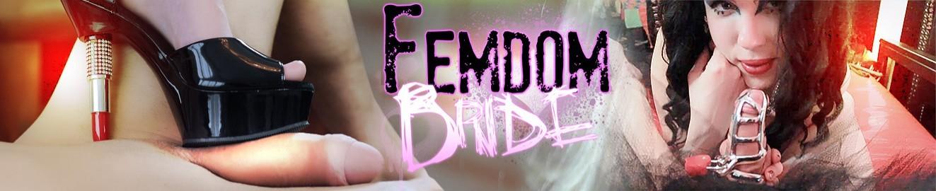 Femdom Bride cover