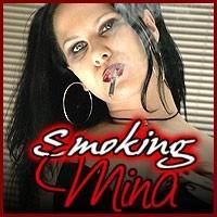 Smoking Mina Profile Picture