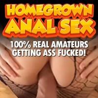 Homegrown Anal Sex
