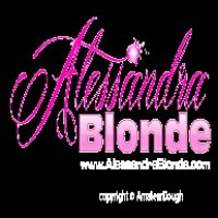 Alessandra Blonde Profile Picture