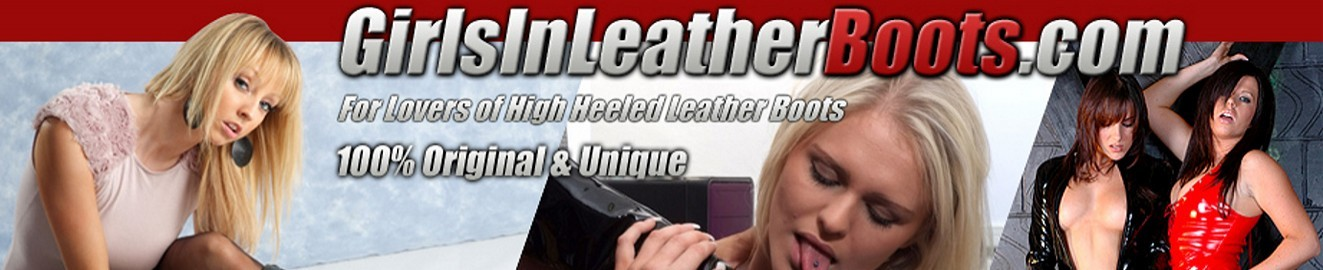 Girls In Leather Boots cover