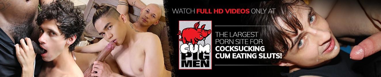Cum Pig Men cover