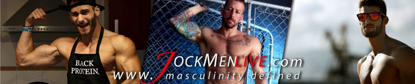 Jock Men Live