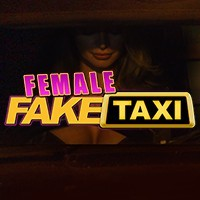Female Fake Taxi
