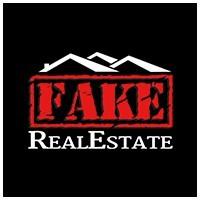 Fake Real Estate Agent
