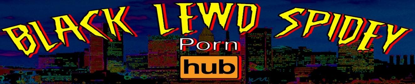 Black Lewd Spidey