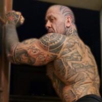 Rob Diesel Salon Erotico