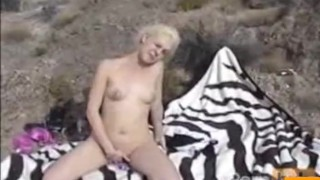 Pussy in the mountains