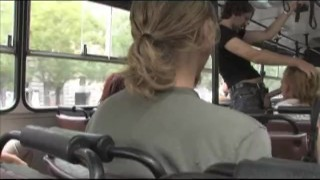 Slut Fucked On The Bus