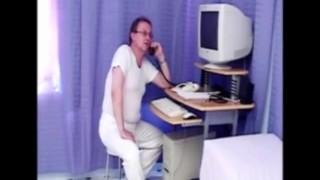Teen Britney gyno pussy speculum exam