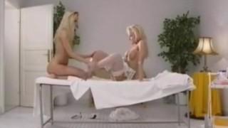 Two lesbians hot lesbian fake