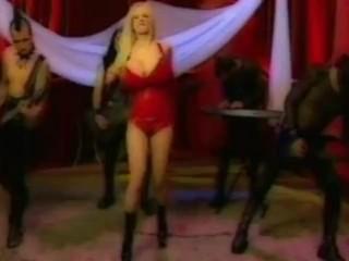 SABRINA SABROK SEXY PUNK SINGER AND BIGGEST BREAST