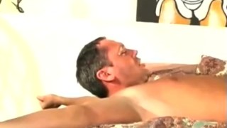 Alexis Amore Sucking and Getting Fuck by 2 Cocks