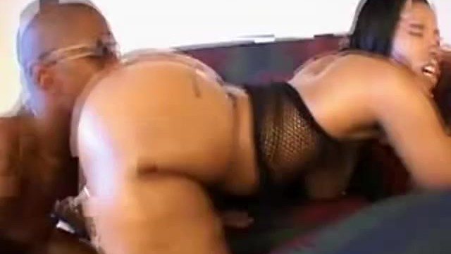 Cherokee D-azz doing what she does best 2