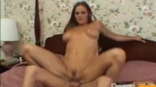 In venus takes awesome it ass the cum blowjob