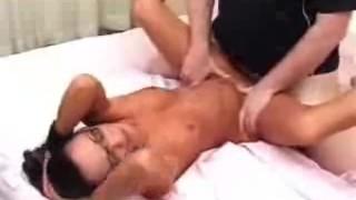 Slender latina Malezia Marley gets her shaved pussy rammed hard