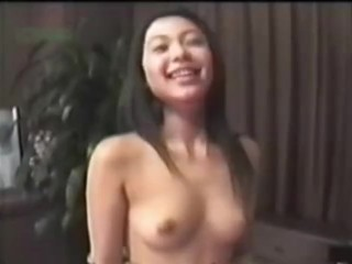 japanese girl plays with pussy then gets fucked