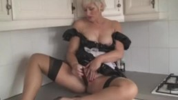 Saucy Sally Wants to be Your Naughty Maid
