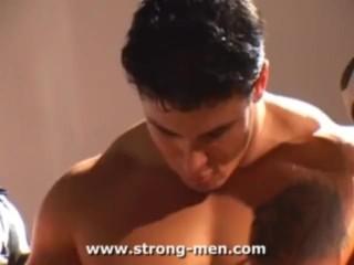 Sex With a Bodybuilder