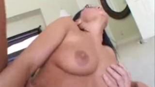 Sexy ass Sandra Romain gets her pussy fucked hard Ball trunks