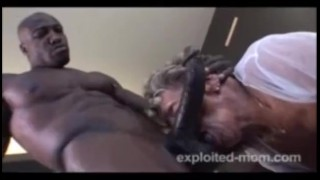 Fucks old year granny  blacks cumshot grandma