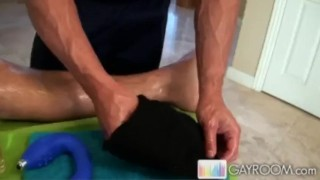 Sexy Oily Ass Massage.p6