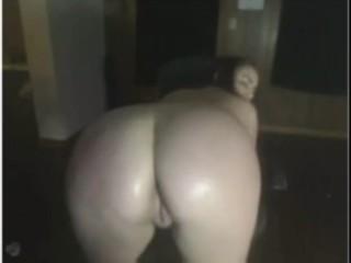 Oil titties sucking nipples...