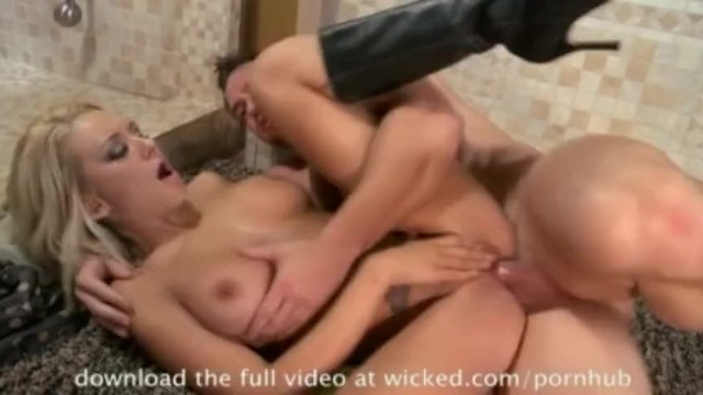 Firefighter stripper Briana blair is one hot fucking stripper firefighter