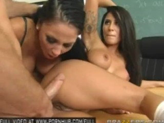 szexi Burnette pornó
