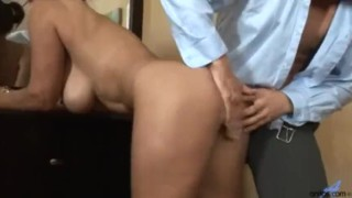 Busty Cougar Pussy Pounded hard