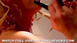 Shyla and Taylor Vixen