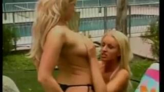Ass blondes scene  dumb girl orgasm