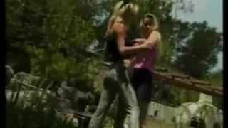 Dumb Ass Blondes 04 - Scene 12