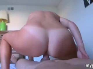 Preview 3 of All Natural Big Tit Beauty GF