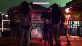 Dance lovebrazilian lelu event bikini bathing