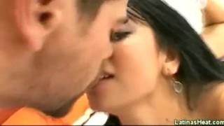 Hot Latina Shiela Blowing and Fucking that Cock!