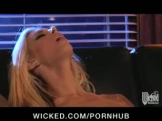 Sex scene with very hot blonde Hot And Sexy Sex Scenes