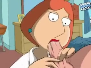 Preview 5 of Peter and Lois Griffin from Family Guy having sex