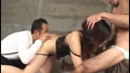 Uncensored Japanese Group Sex