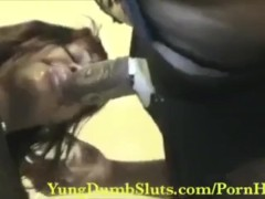 The WETTEST Blowjob ever! Slut suck it Good:)